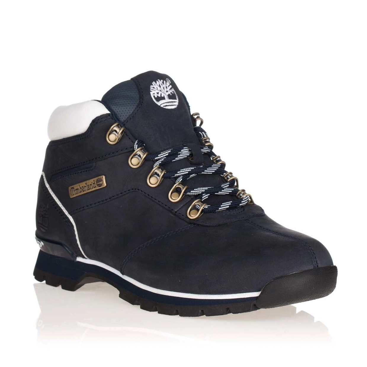 Image of Timberland Splitrock 2 Walking Boots (Men's) Navy Nubuck