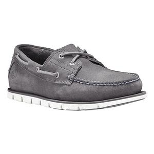 Image of Timberland Tidelands 2 Eye Boat Shoe (Men's) - Steeple Grey