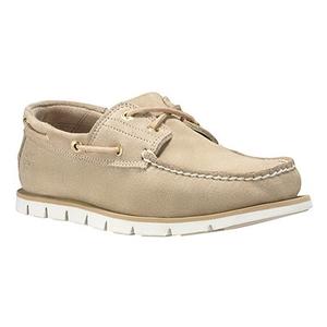 Image of Timberland Tidelands 2 Eye Boat Shoe (Men's) - Croissant