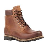 Timberland Earthkeepers Rugged 6 Inch Waterproof Plain Toe Boot (Men's)