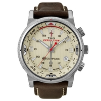 Timex IQ E-Compass Watch