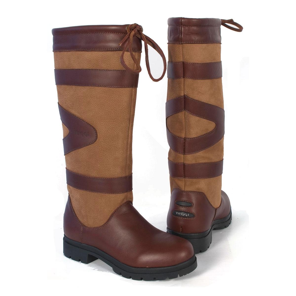 Toggi Berkeley Country Boot (Unisex) -  Warm  Intellectuality