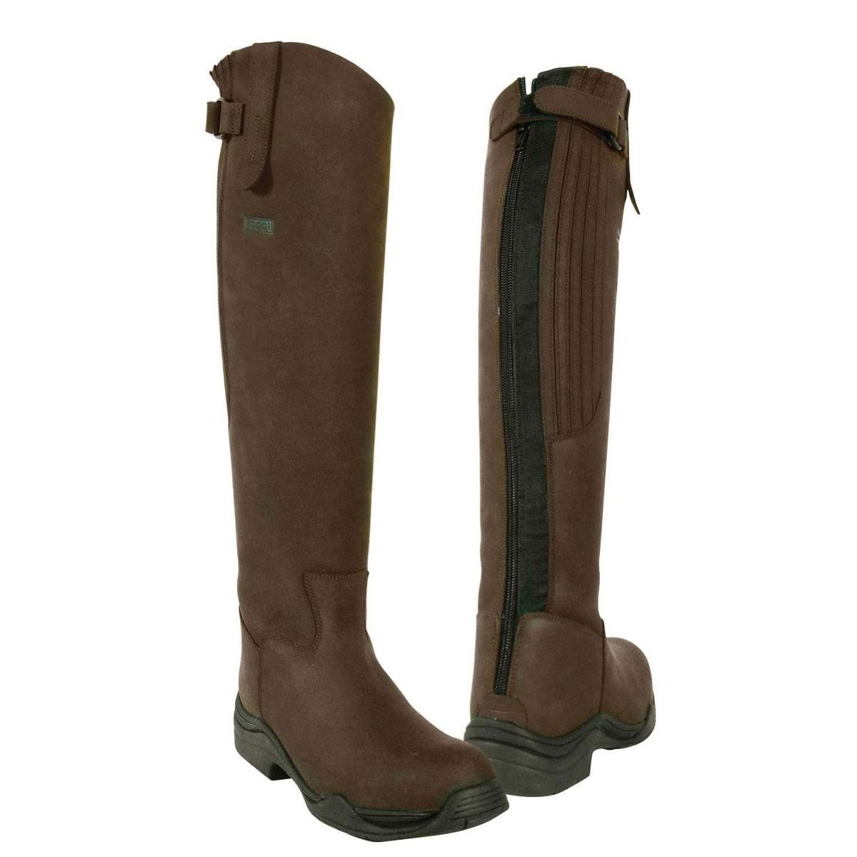 Toggi Calgary Riding Boots Women S Checco Uttings Co Uk
