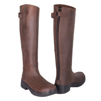 Toggi Kendrick Long Country Boots with Steel Toe (Unisex)