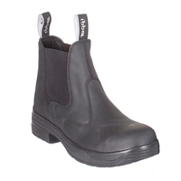 Toggi Kodiac Jodhpur Boots with Steel Toe (Unisex)
