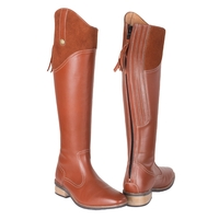 Toggi Morella Long Leather Country Boots (Womens)