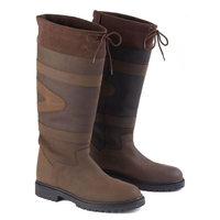 Toggi Quebec Leather Country Boots (Unisex)