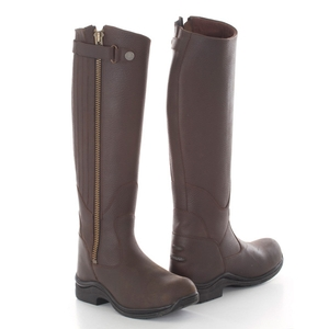 Image of Toggi Roanoke Long Riding Boots (Womens) - Bitter Chocolate
