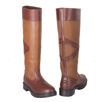 Toggi Rugged Children's Leather Country Boots