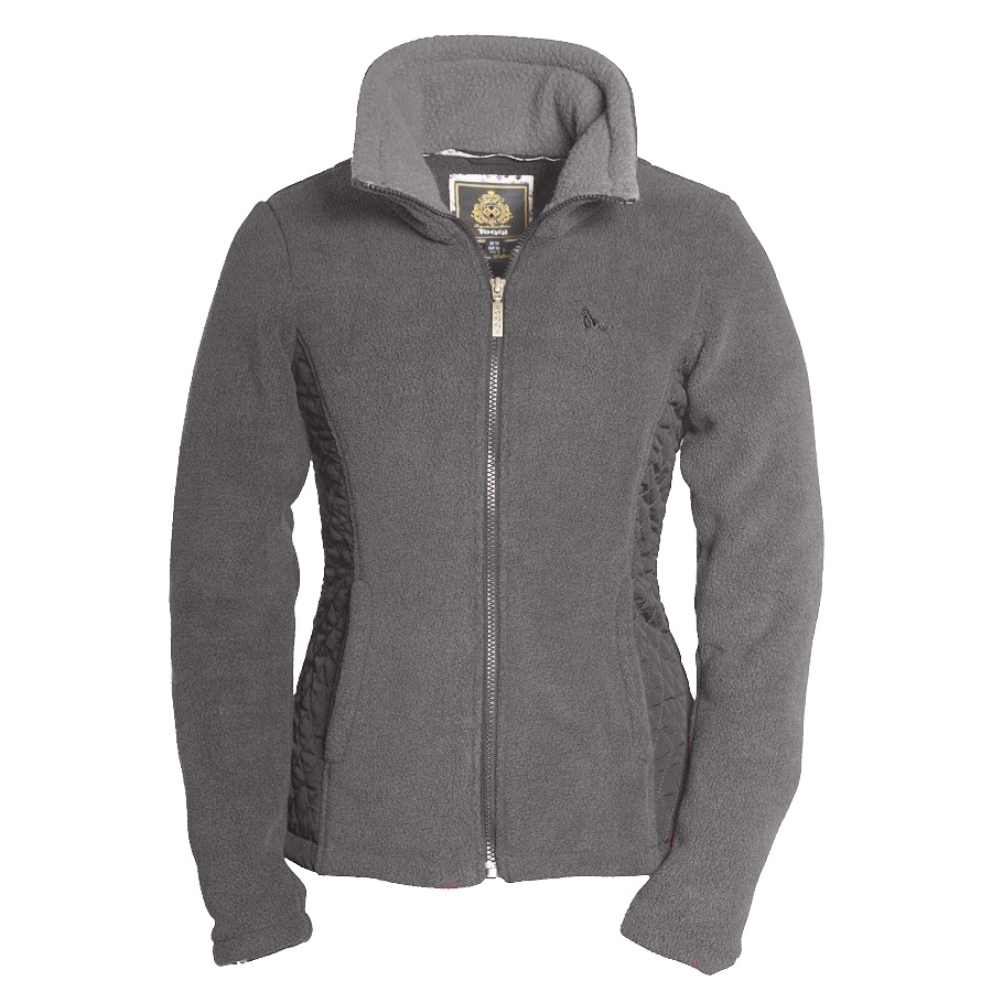 Toggi Sarnia Ladies Luxury Fleece Jacket - Willow | Uttings.co.uk