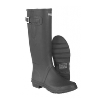Image of Toggi Wanderer Classic Plus Wellingtons (Unisex) - Black