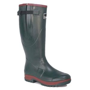 Image of Toggi Wanderer Plus Wellington Boots (Unisex) - Green