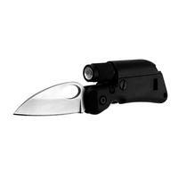 Tool Logic SL1 Mini Survival Knife with Light & Whistle Multi-Tool