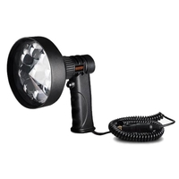 Tracer Sport LED 27W (9 LED) and Red Filter (12v Handheld)