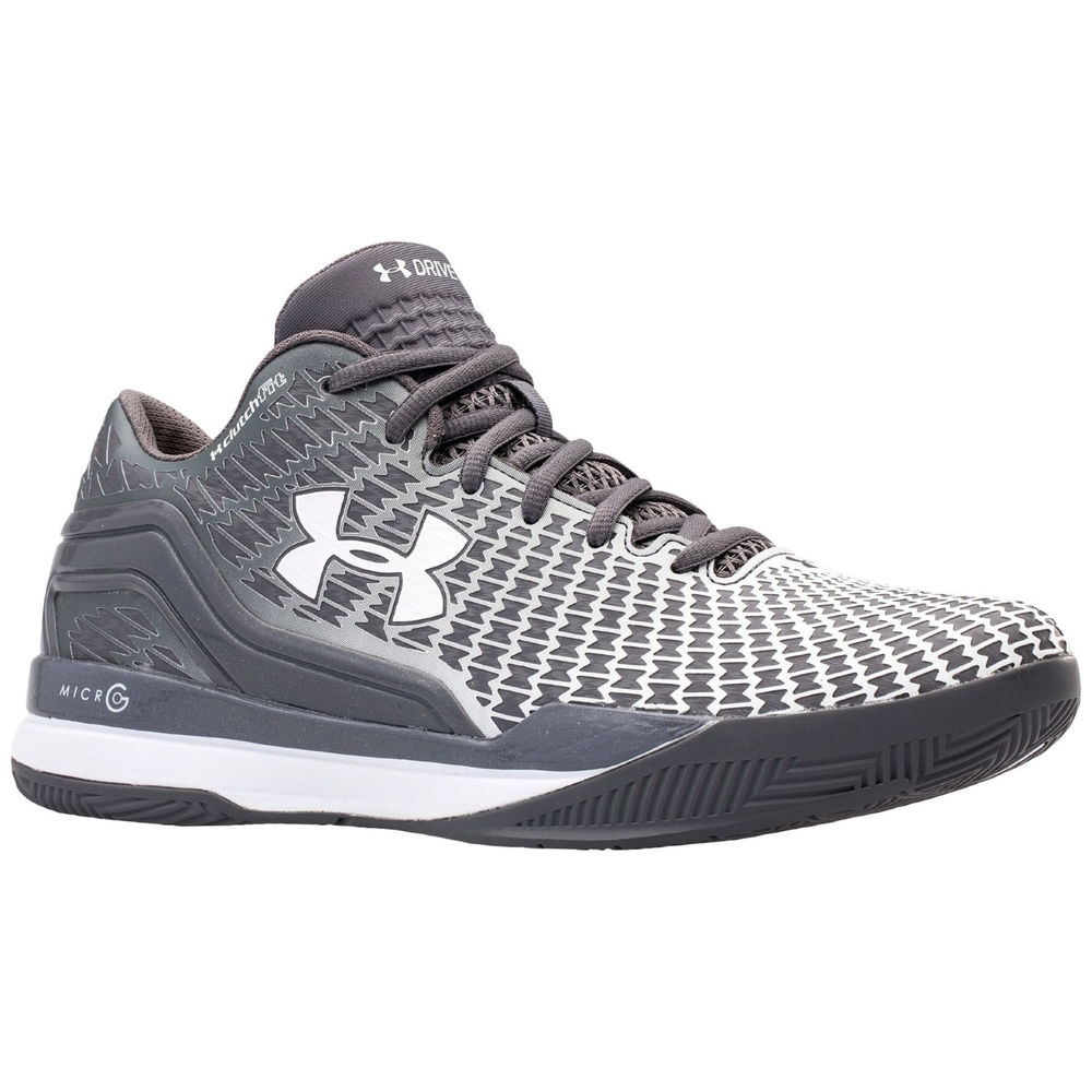 Under Armour Clutchfit Drive Low Shoe Men 39 S Graphite