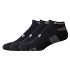 Under Armour Heatgear No Show Socks - 3pk