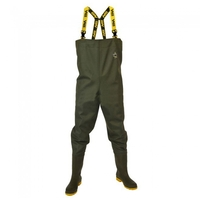 Vass 700E Nova Chest Waders - Cleated Sole With Mega Studs
