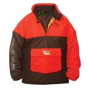 Image of Vass Team Vass 175 Unlined Smock - Editition 3 - Red/Black