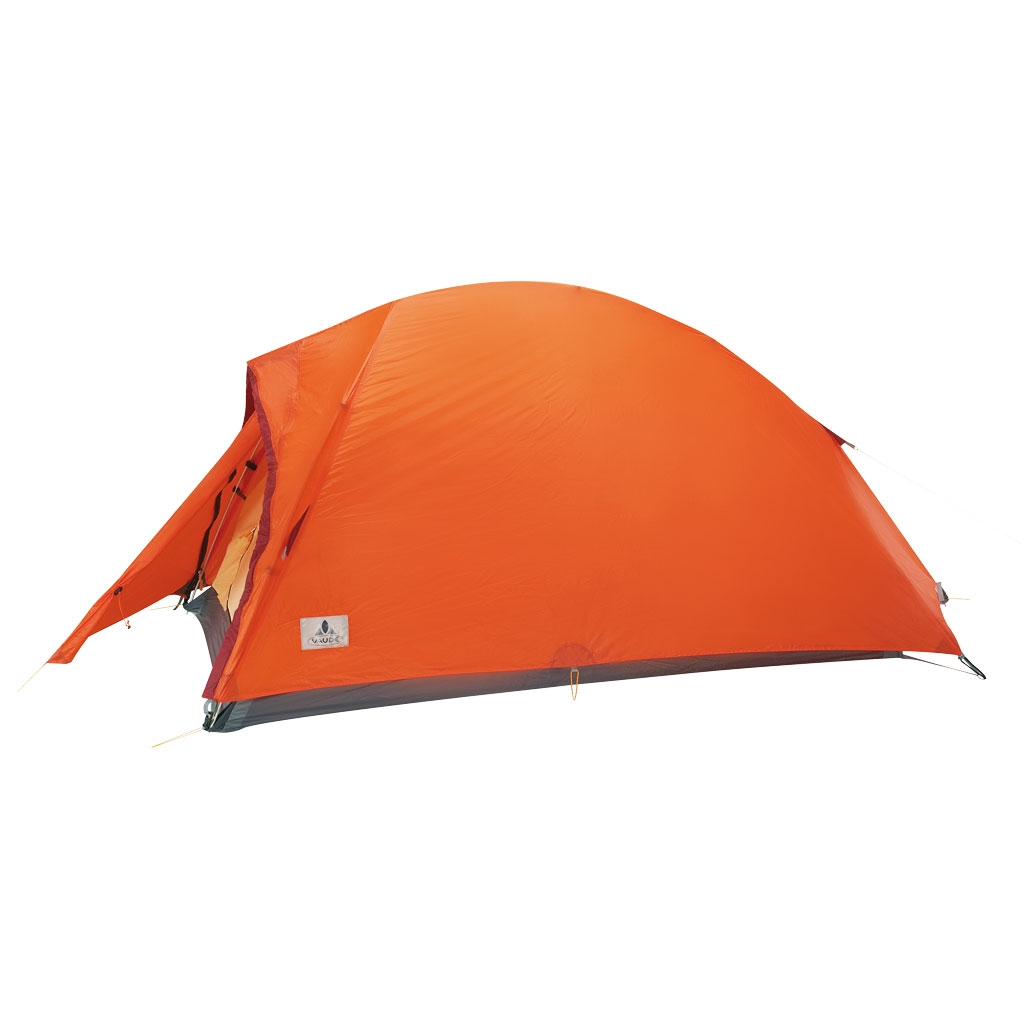 Image of Vaude Hogan Ultralight Argon 1-2P Tent - Red/Orange ...  sc 1 st  Uttings & Vaude Hogan Ultralight Argon 1-2P Tent - Red/Orange | Uttings.co.uk