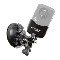 Veho Universal Suction Mount with Cradle And Tripod Mount