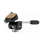 Velbon PH-157Q 3-Way Head with Quick Release - Silver Handle
