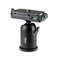 Velbon QHD-63Q B+S Head With Quick Release Plate