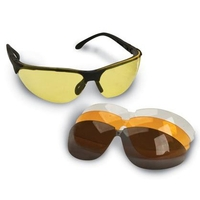 Walkers Sport Glasses w/Interchangeable Lens
