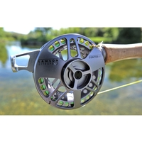 Image of Waterworks Lamson Centre Axis Rod And Reel Combo 9ft 4Pce #5