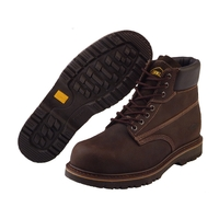 Grubs Thunder Eyelet Safety Boot