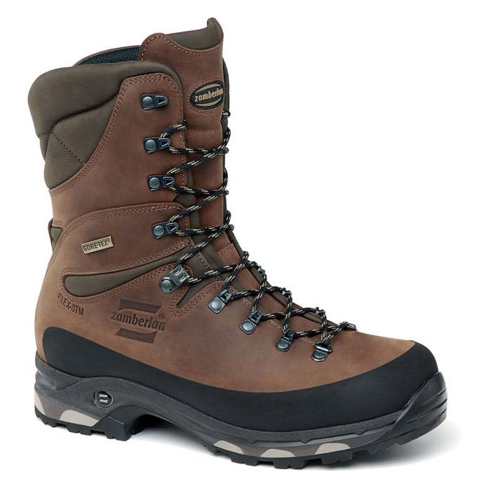 Zamberlan 1012 Vioz High GTX Walking Boots (Mens) | Uttings.co.uk