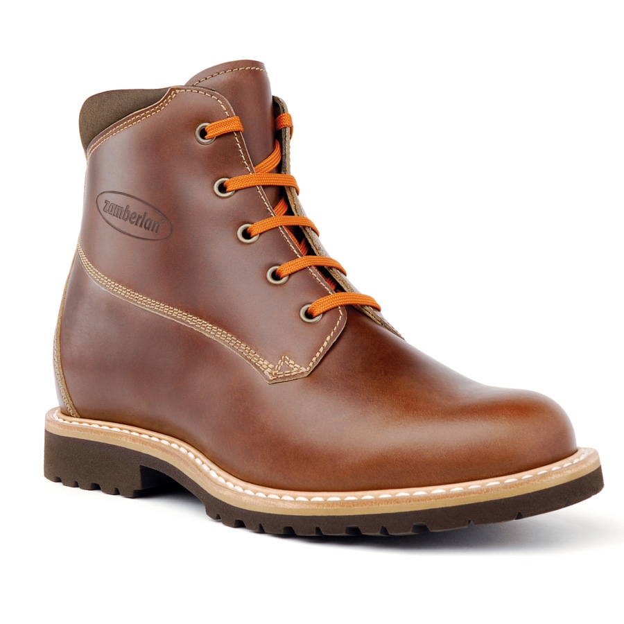 zamberlan 1123 florence gw walking boots (men's) - marron glace