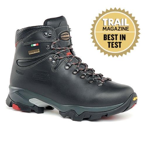 Image of Zamberlan 996 Vioz GTX Walking Boots (Men's) - Dark Grey