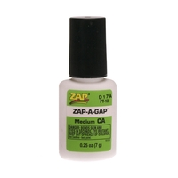 Zap Zap-A-Gap Brush-On