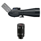 Zeiss Victory Diascope 85 T*FL Angled Spotting Scope with 20-75x Eyepiece
