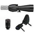 Zeiss Victory DiaScope 85 T* FL - Straight with 20-75x Eyepiece, Stay on Case