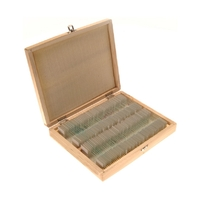 Zenith 100 Piece Microscope Slide Set