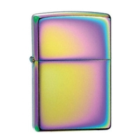 Zippo Spectrum Classic Chrome Plated Lighter