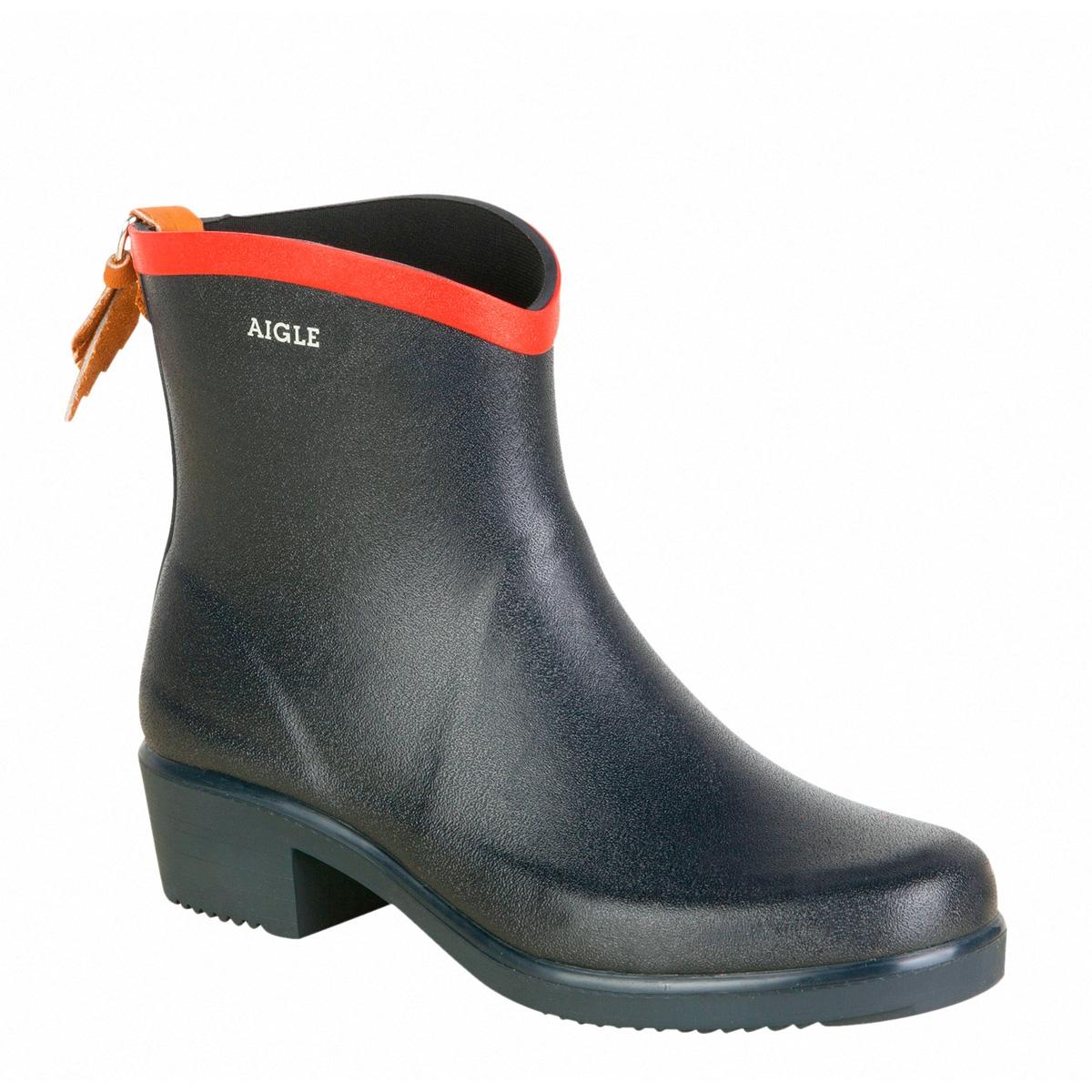 aigle miss juliette bottillon ankle boots s