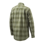 Image of Beretta Classic Shirt - Light And Dark Green Check
