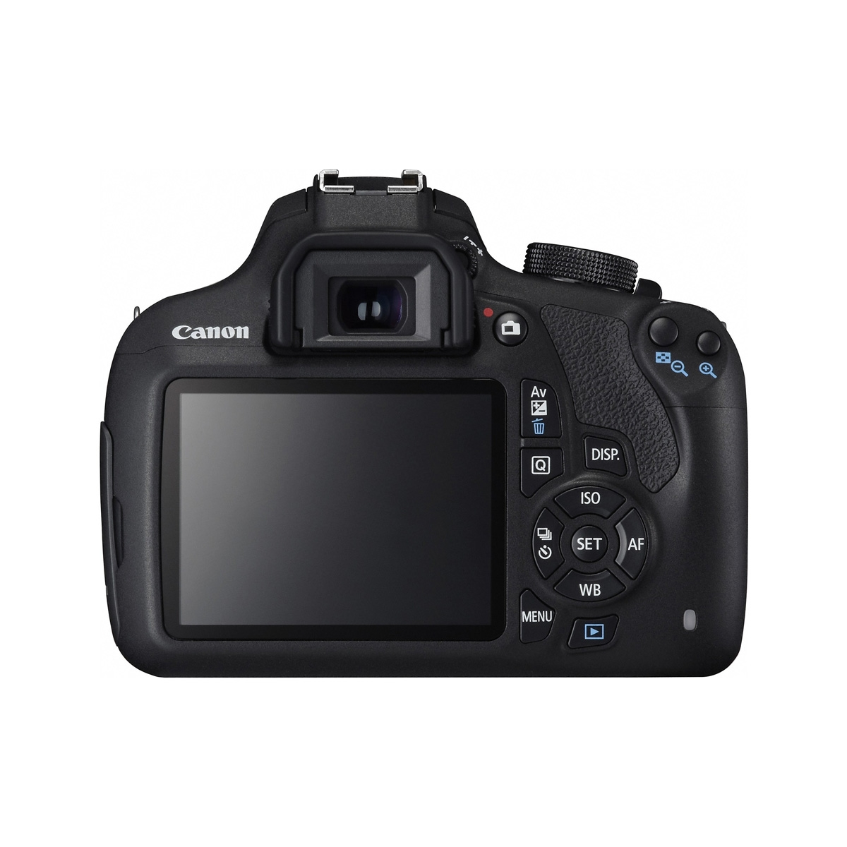 Canon EOS 1200D SLR Camera With 18 55mm DC III Lens