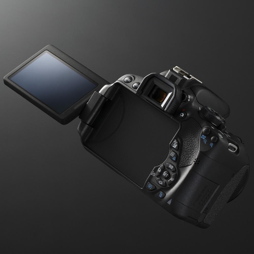Canon EOS 700D SLR Camera Black 18 135mm IS STM Lens