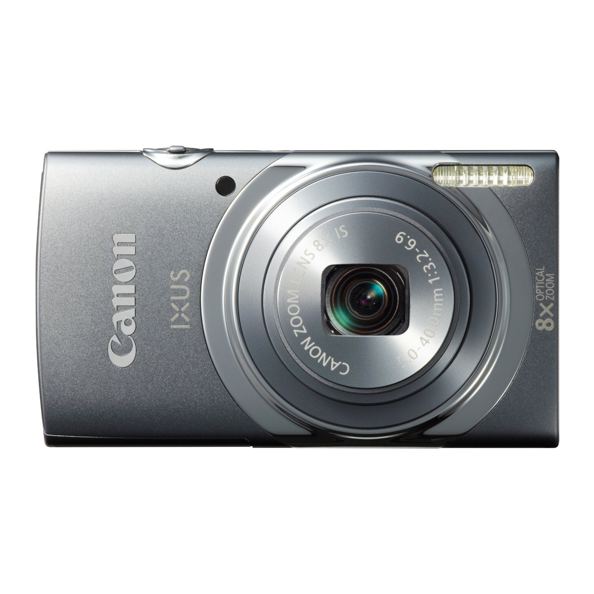 canon ixus 150 hs 16mp digital camera grey. Black Bedroom Furniture Sets. Home Design Ideas