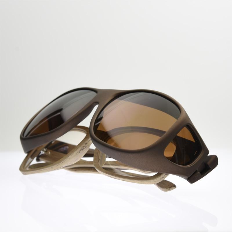 cocoons pilot polarized sunglasses sand frame
