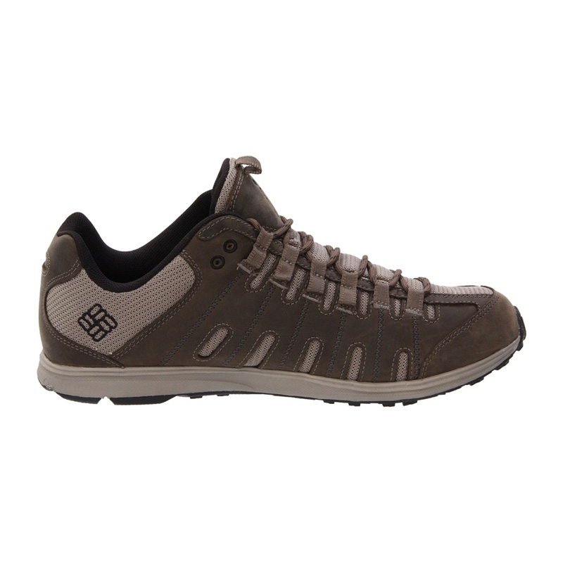 columbia master fly ltr walking shoe s mud mirage