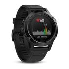Image of Garmin Fenix 5 Sapphire GPS Watch - Black