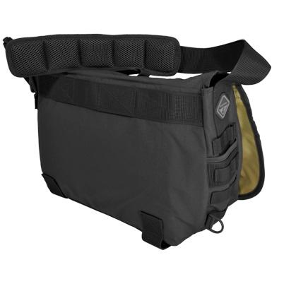 Hazard 4 Defense Courier Diagonal Messenger Bag - Black | Uttings ...