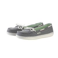 Hey Dude Moka Classic Grey Shoe (Women's)