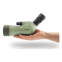 Kowa TSN-553 Compact Angled Spotting Scope includes 15-45x Eyepeice