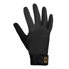 Image of MacWet Long Cuffed Climatec Backed Glove - Black