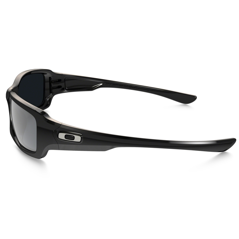 oakley mens fives squared iridium polarized